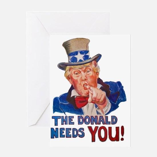 Cute Republican 2016 Greeting Card