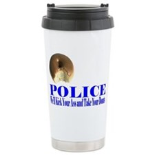 Cute Policewives Travel Mug