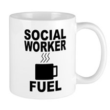 Social Worker Fuel Mugs