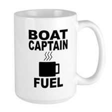 Boat Captain Fuel Mugs
