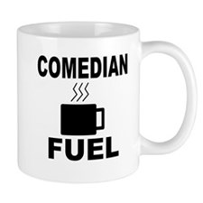 Comedian Fuel Mugs