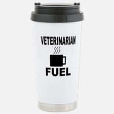 Veterinarian Fuel Travel Mug