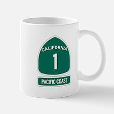 California 1 Pacific Coast Mug