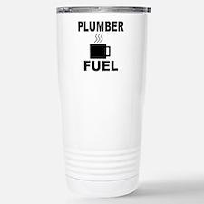 Plumber Fuel Travel Mug