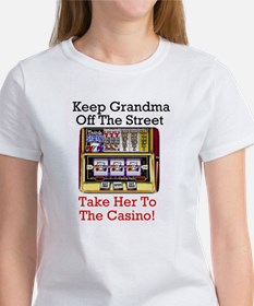 Cute Cool grandma Tee