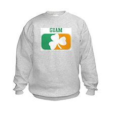 GUAM irish Sweatshirt