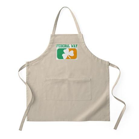 FEDERAL WAY irish BBQ Apron