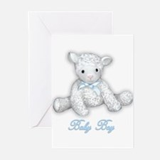 Cool Baby boy Greeting Cards (Pk of 20)