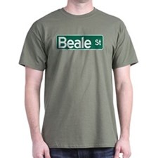 Beale St., Memphis, TN T-Shirt