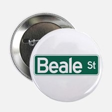"""Beale St., Memphis, TN 2.25"""" Button"""