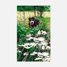 Cute Daisy dog Decal