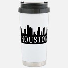Funny Houston Travel Mug