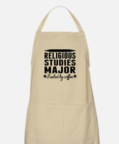 Religious Studies Major Fueled By Coffee Apron