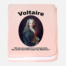 Voltaire Equal baby blanket