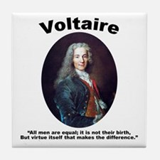 Voltaire Equal Tile Coaster