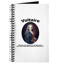 Voltaire Equal Journal