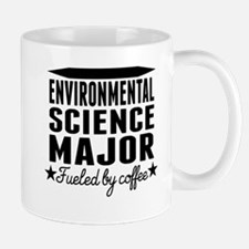 Environmental Science Major Fueled By Coffee Mugs