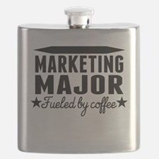 Marketing Major Fueled By Coffee Flask