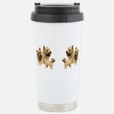 Cute Cairn terrier Travel Mug