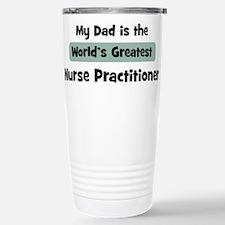 Cool Nurse daddy Travel Mug