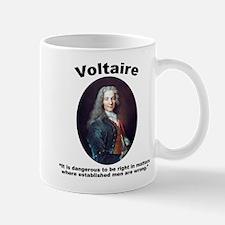 Voltaire Dangerous Mug