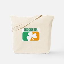INDONESIA irish Tote Bag
