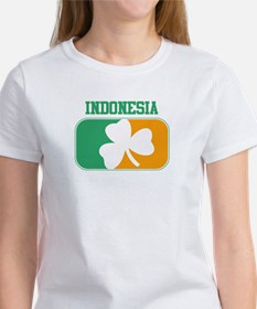 INDONESIA irish Women's T-Shirt