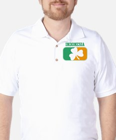 INDONESIA irish Golf Shirt