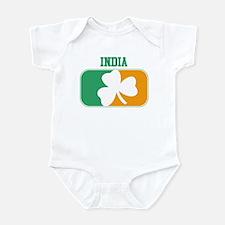 INDIA irish Infant Bodysuit