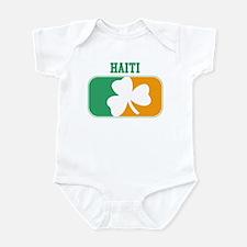 HAITI irish Infant Bodysuit