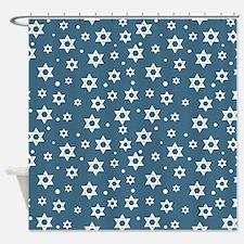 Hebrew Hope Shower Curtain