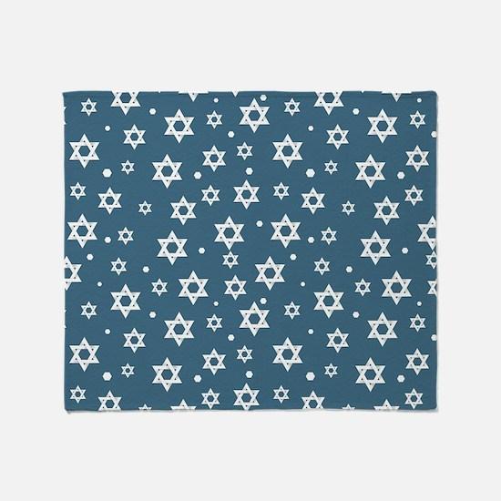Hebrew Hope Throw Blanket