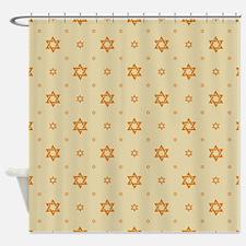 Jewish Hope Shower Curtain