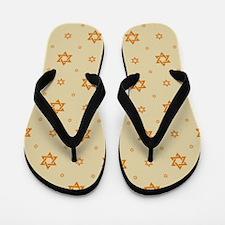 Jewish Hope Flip Flops