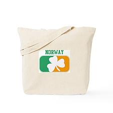 NORWAY irish Tote Bag