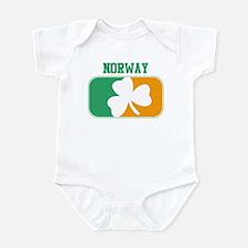 NORWAY irish Infant Bodysuit