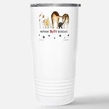 Unique Rescue dog Travel Mug