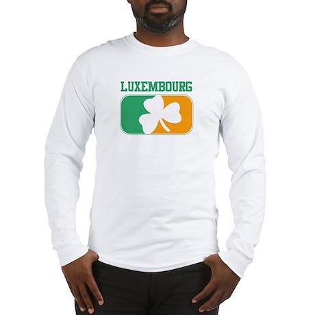 LUXEMBOURG irish Long Sleeve T-Shirt