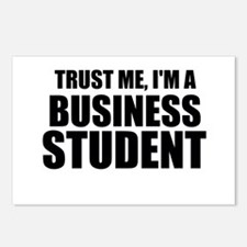 Trust Me, I'm A Business Student Postcards (Packag