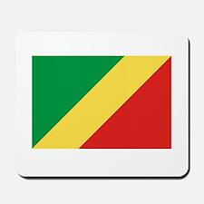 Congo Flag Mousepad
