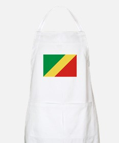 Congolese Flag BBQ Apron