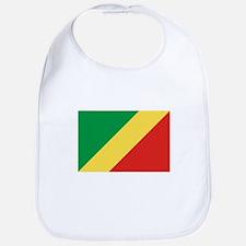 Congolese Flag Bib