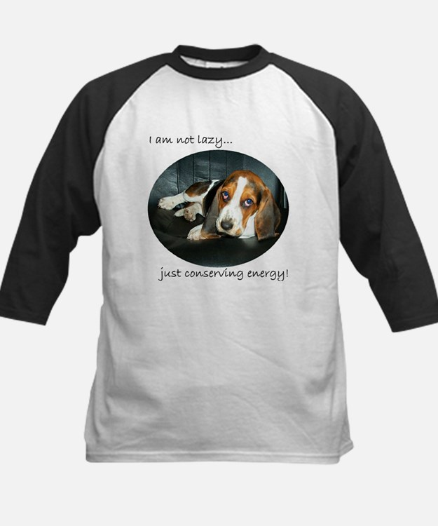 Cute Lazy dog Tee