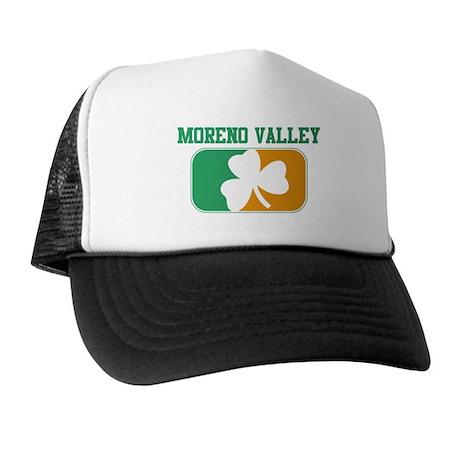 MORENO VALLEY irish Trucker Hat