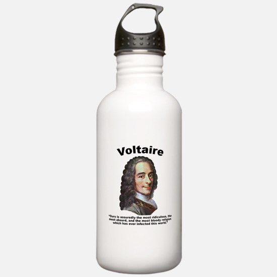 Voltaire Bloody Water Bottle