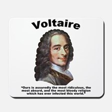 Voltaire Bloody Mousepad
