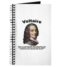 Voltaire Bloody Journal
