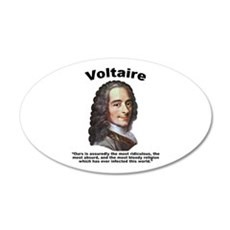 Voltaire Bloody Wall Decal