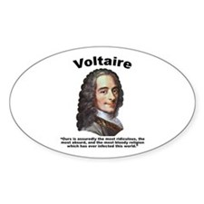 Voltaire Bloody Decal