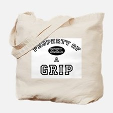 Property of a Grip Tote Bag